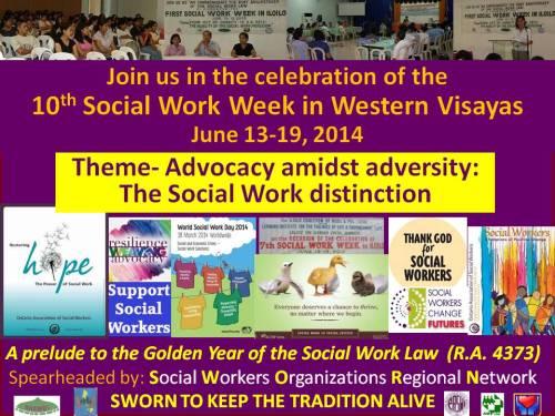 Social Work Week 2014